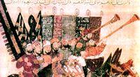 Мусульмане у стен Нарбона