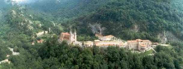 Долина Ковадонга. Современный вид