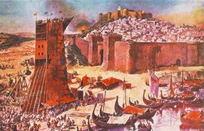 Взятие Лиссабона