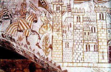 Осада Валенсии Хайме Завоевателем